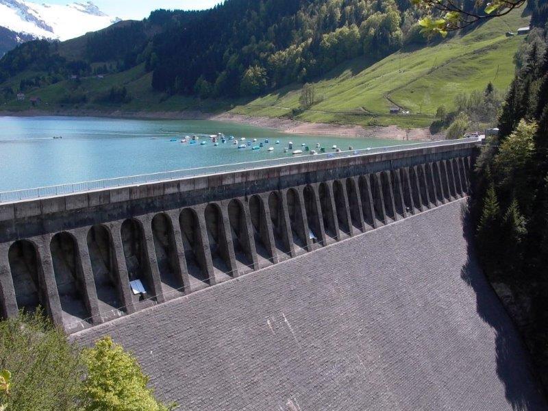Q22 - Wasserkraft in der Schweiz