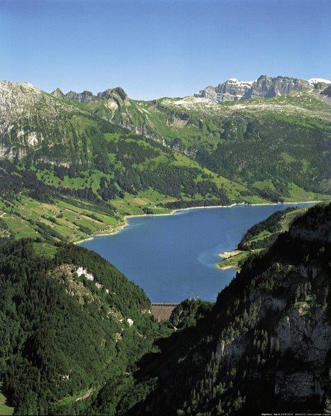 Panorama Wägitalersee