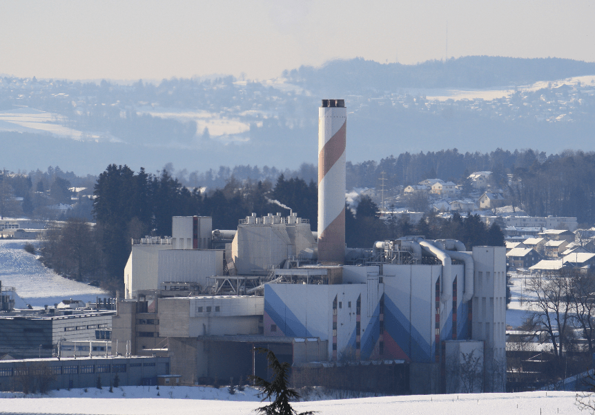 KEZO - Kehrichtverwertung Zürcher Oberland
