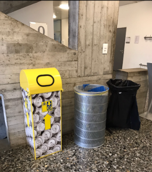 WKVW recylcling point