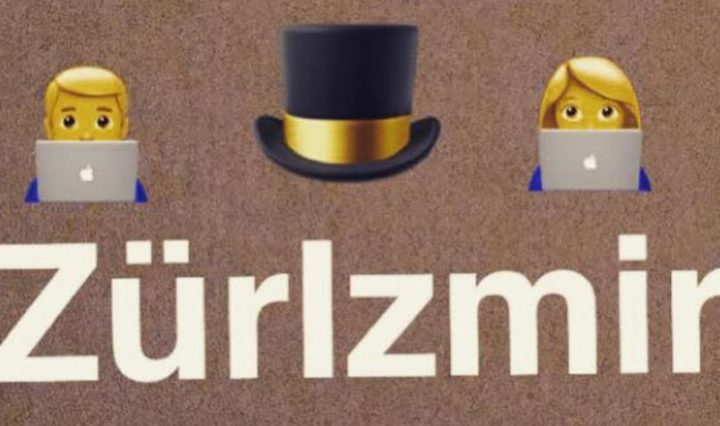 Follow ZürIzmir on social media