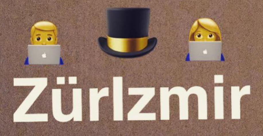 Follow ZürIzmir on social media