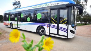 e-bus in Izmir, go to www.eshot.gov.tr