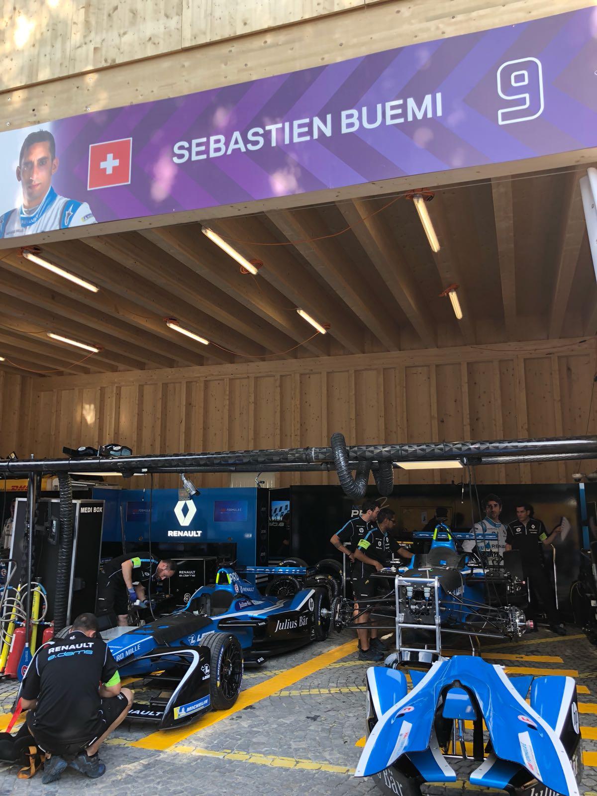 Swiss racing drivers