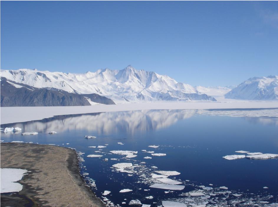 [3] Glacier melt