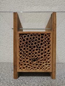 My own little beehouse...